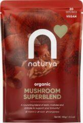 Naturya / Mushroom Paddestoelen SuperBlend Biologisch - 100g