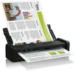 Zwarte Epson WorkForce DS-360W - Scanner
