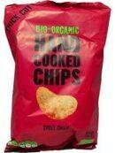 Trafo Chips handcooked sweet chili 125 Gram