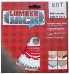 Lumberjack Zaagblad 160mm 60T voor TS 55 pro | PPSB16060
