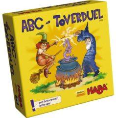 Haba Supermini Spel - ABC - toverduel (Nederlands) = Duits 4912 - Frans 5486