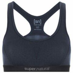 SuperNatural - Women´s Semplice Bra - Sportbeha maat XS zwart