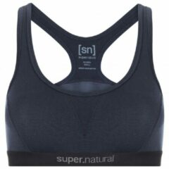 SuperNatural - Women's Semplice Bra - Sportbeha maat XXL, zwart