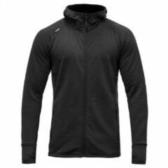Devold - Nibba Jacket - Merinotrui maat S, zwart