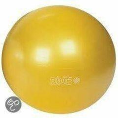Gymnic Plus 75 BRQ - Zitbal en fitnessbal - Geel - Ø 75 cm