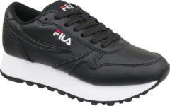 Fila Orbit Zeppa Low Wmn 1010311-25Y, Vrouwen, Zwart, Skate Sneakers, maat: 41 EU