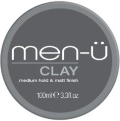 Men-U Clay.