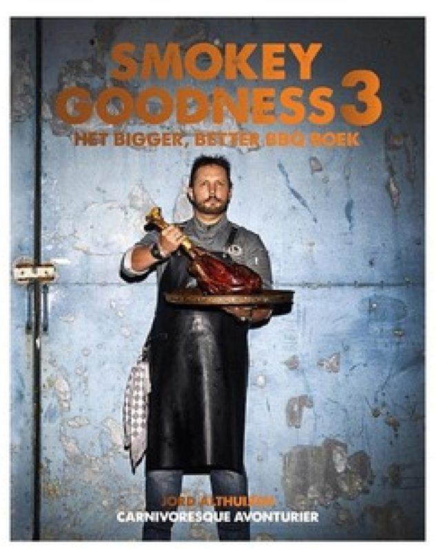 Afbeelding van Centraal Boekhuis Boek Smokey Goodness 3 - Jord Althuizen