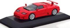 Bugatti EB 110 1994 Rood 1-43 Maxichamps
