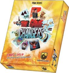 Quined Games The Game Changers