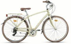 28 Zoll Herren City Fahrrad 7 Gang Montana Lunapiena Wham sand