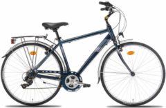 Montana Bike 28 ZOLL TREKKING FAHRRAD 21 GANG MONTANA BLUECITY Citybike Herren blau
