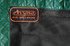 Los Veiligheidsnet tbv Avyna trampoline 380 x 255 - Groen