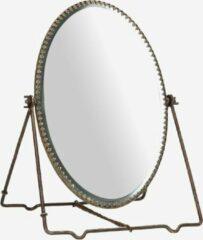 Sissy Boy Sissy-Boy - Gouden tafel spiegel ovaal
