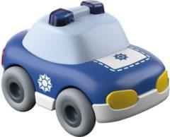 Blauwe Haba - Knikkerbaan Rollebollen - Politiewagen