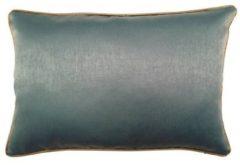 Blauwe Raaf sierkussens Raaf sierkussenhoes (40x60 cm)