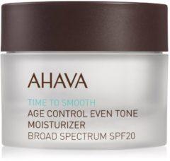 Ahava - Age Control Even Tone Moisturizer SPF20 - 50 ml