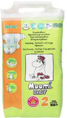 Jacob Hooy Muumi Baby Ecologische Luiers 2 Mini Voordeelverpakking 3x58st