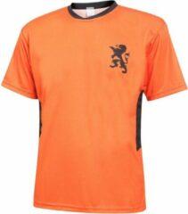 Kingdo nederlands elftal voetbalshirt blanco ek 2020 2021 oranje kids