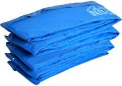Blauwe Game On Sport Trampoline Rand Blauw 305 cm - Trampoline Rand