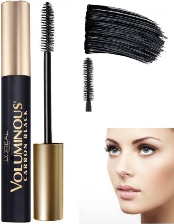 Afbeelding van Zwarte L'Oréal Paris L'Oreal Paris Voluminous Original Dramatic Volume Building Mascara - 335 Carbon Black