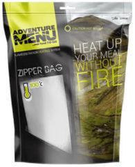 Adventure Menu - Zipper-bag - Drogebrandstofkookstel transparent