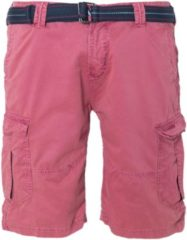 Rode Brunotti Caldo Heren Sportbroek - Dusty Red - Maat M