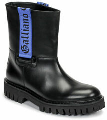 Zwarte Laarzen John Galliano 8560