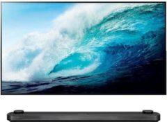 Zwarte LG OLED65W7V OLED-tv (164 cm / 65 inch, 4K Ultra HD, smart-tv)