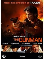 Kolmio Media The Gunman | DVD