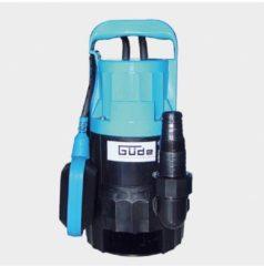 Güde Schmutzwasser Tauchpumpe GS 4000 Güde Blau