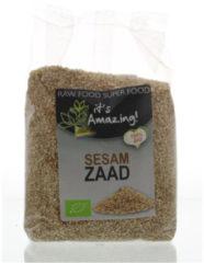 It's Amazing Sesamzaad Biologisch (1 Zak van 500 gr)