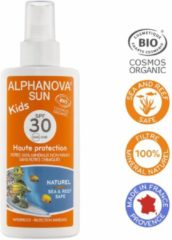 Alphanova Sun Sun vegan spray SPF30 kids bio