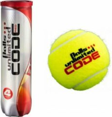 Gele Balls Unlimited Code RED 4-pack