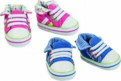 Heless Poppenschoenen Sneaker Meisjes 38-45 Cm Roze