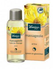 Kneipp Massage Olie Arnica (1 flesje van 100 ml)