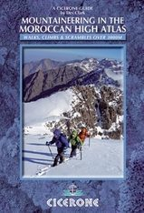 Klimgids - Klettersteiggids Mountaineering guide to the High Atlas, Morocco - Hoge Atlas Marokko | Cicerone