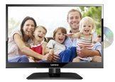 Lenco DVL-1662 BK - LED-TV m.DVB-C/S2/T2 DVD-Player,39cm DVL-1662 BK