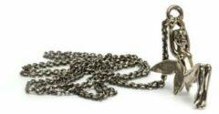 Trollbeads TAGFA-00016 Collier met elfje zilver 70 cm