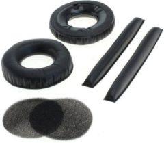 Zwarte OTB Vervanging Earpads voor Sennheiser HD25