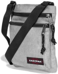Grijze Eastpak Rusher Schoudertas - 1.5 liter - Sunday Grey