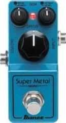 Ibanez Super Metal Mini metal distortion pedaal