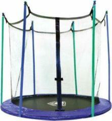 Zwarte Jumpline Veiligheidsnet Trampoline - 305 cm