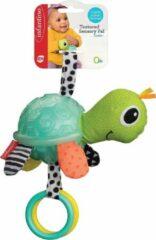 Blauwe Infantino Hangspeeltje Schildpad
