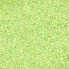 LalaShops Gekleurd Zand 0.1-0.5mm - APPEL GROEN - Kunst/Hobby/Creatieve bodembedekking voor Bloempotten en Plantenbakken - 1KG