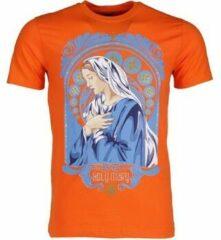 Oranje T-shirt Korte Mouw Mascherano T-shirt - Holy Mary