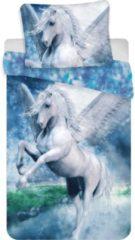 Animal Pictures Pegasus - Dekbedovertrek - Eenpersoons - 140 x 200 cm - Multi