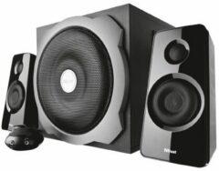 Trust Tytan 2.1 Subwoofer Speaker Set - black PC speaker Zwart