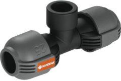 Gardena 2790-20 Sprinkler T-stuk 25mm x 3/4 inch Buitendraad AKTIE