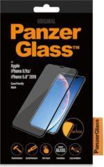 Panzerglass Apple iPhone X/Xs/11 Pro Case Friendly Smartphone screenprotector Zwart